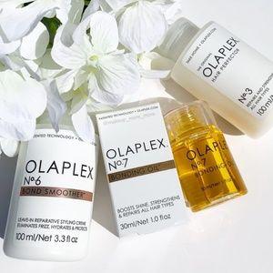 olaplex no. 3 / no. 6 / no. 7